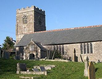 St Sampson, Cornwall - Saint Sampson's Church, Golant