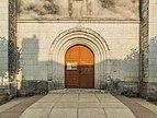 Saint Saturnin church of Poulaines 04.jpg