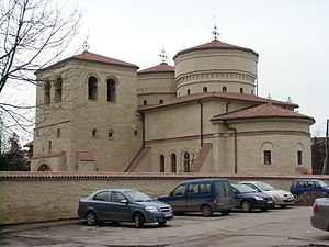 Saint Sabbas Church, Iași - Saint Sabbas Church