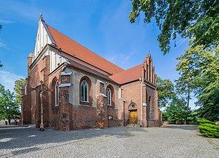 Rogoźno Place in Greater Poland Voivodeship, Poland