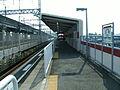 Saitama-new-shuttle-Shonan-station-platform-1.jpg