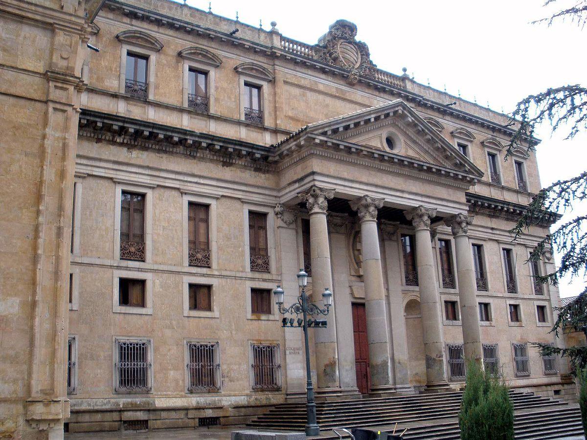 Palacio de Anaya - Wikipedia, la enciclopedia libre