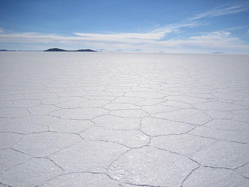 see: Salar de Uyuni