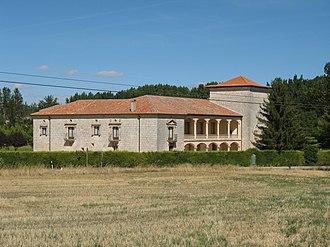 Saldaña de Burgos - Image: Saldañuela
