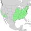 Salix nigra range map 2.png