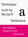 Sample TeleAntiqua typeface.png
