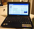 Samsung N130 Netbook running Windows XP, 11 December 2019.jpg