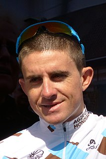 Samuel Dumoulin Road bicycle racer