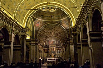 Santa Maria presso San Satiro - Image: San Satiro Interiors