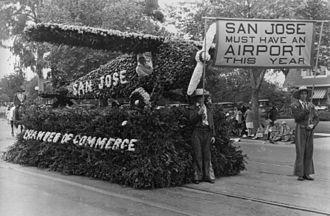 San Jose International Airport - San Jose Must Have An Airport – 1929