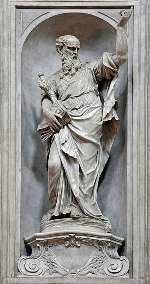 Giovanni Maria Morlaiter - Image: San Paolo di GB Morlaiter in Santa Maria del Rosario