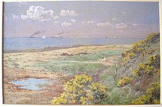 Martin Snape English painter