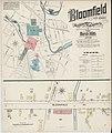 Sanborn Fire Insurance Map from Bloomfield, Essex County, New Jersey. LOC sanborn05422 001-1.jpg