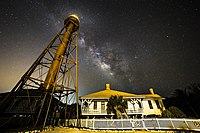 Sanibel Lighthouse at Night.jpg