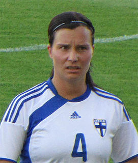 Sanna Valkonen association football player