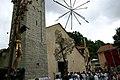 Sant'Eusebio - Madonna di Caravaggio - Processione - 016 - Cristi davanti alla chiesa.jpg
