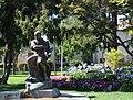 Santa Clara, CA USA - Santa Clara University - Saint Ignatius Statue - panoramio.jpg