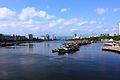 Sanya River in Sanya.jpg