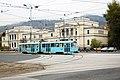Sarajevo Tram-278 Line-2 2011-10-28.jpg