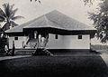 Sarawak; exterior view of the Baram Fort. Photograph. Wellcome V0037453.jpg
