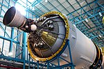 Saturn V - Kennedy Space Center - Cape Canaveral, Florida - DSC02823.jpg