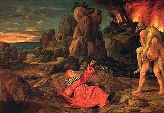 Tentazione di san Girolamo