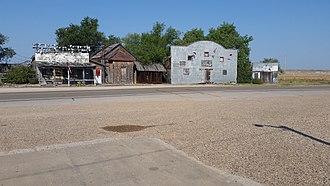 Scenic, South Dakota - Image: Scenic SD