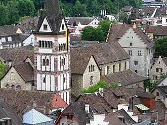 Schaffhausen - Image: Schaffhausen Kloster Allerheiligen IMG 2705