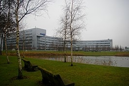 Schiphol Group offices.JPG