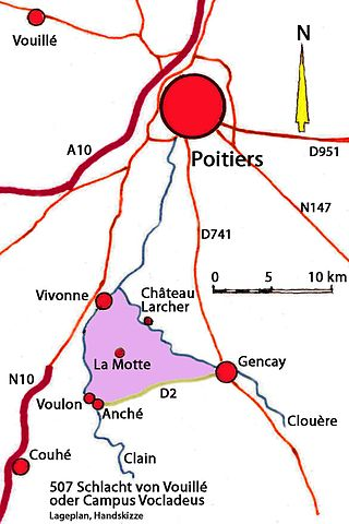 Battle of Vouille
