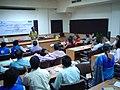 Science Career Ladder Workshop - Indo-US Exchange Programme - Science City - Kolkata 2008-09-17 01403.JPG