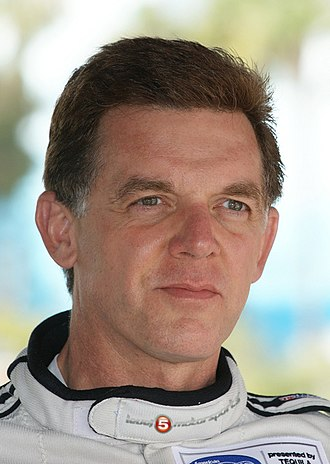 Scott Tucker (racing driver) - Tucker in 2010