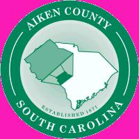 Seal of Aiken County, South Carolina