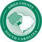 Seal of Aiken County, South Carolina.png