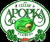 Official seal of City of Apopka, Florida
