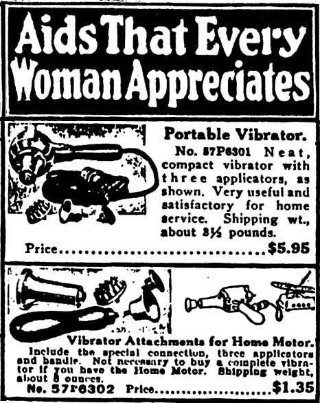 Sears vibrators
