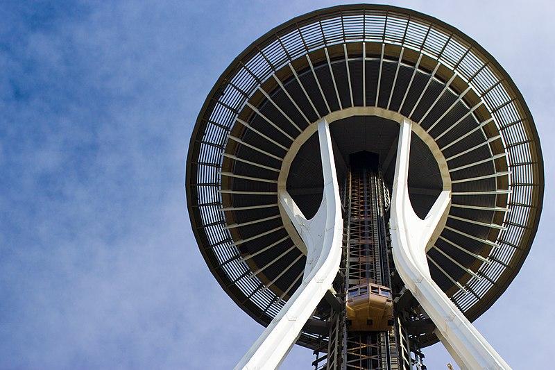 File:Seattle Space Needle Victor Grigas.jpg