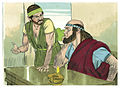 Second Book of Kings Chapter 4-6 (Bible Illustrations by Sweet Media).jpg