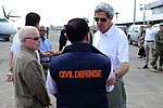 File:Secretary Kerry Speaks With Filipino Officials About Typhoon Haiyan Damage (11431861375).jpg