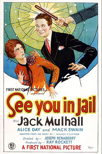 See You in Jail - Film poster