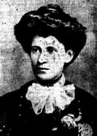 Selina Siggins - Siggins c. 1905
