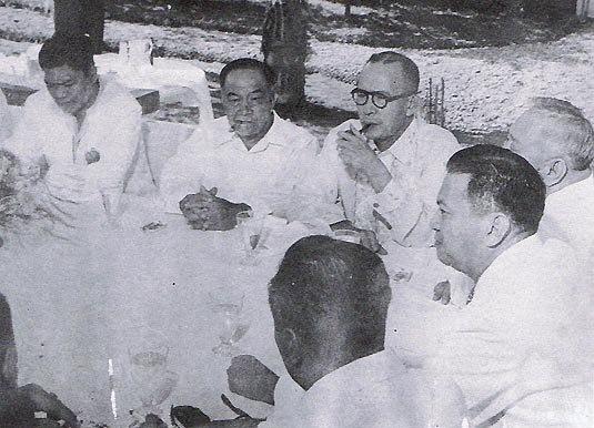 Sen Primicias in Malacanang
