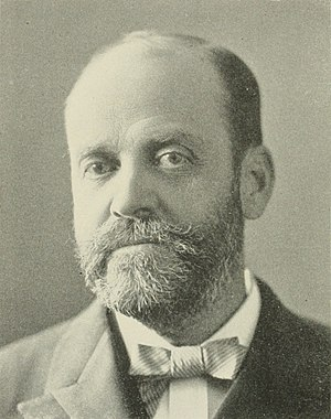 George Clement Perkins - Image: Senator George Clement Perkins