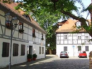 Senftenberg - Image: Senftenberg kirchplatz