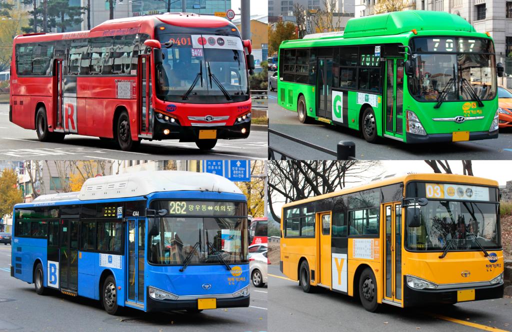 Seoul Buses