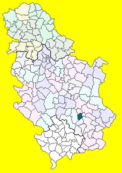 Serbia Žitorađa