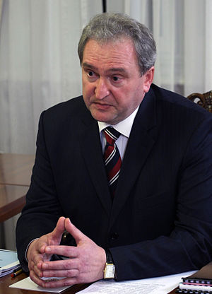 Sergey Antufyev - Sergey Antufyev in April 2010