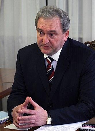 Sergey Antufyev - Sergey Antufyev in April 2010