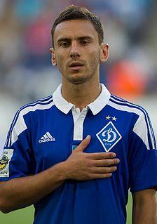 Serhiy Rybalka Ukrainian footballer