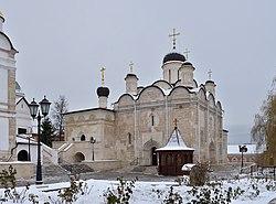 Serpukhov VladychnyMonastery Cathedral 003 3644.jpg